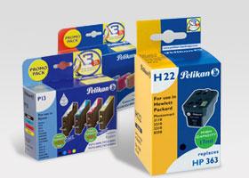 Pelikan Inkjet Cartridges