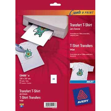 T-shirt- en transferpapier